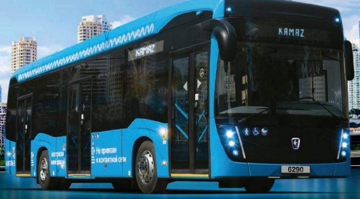 Премьеры техники от КАМАЗ на Comtrans 2021